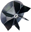 paddle blade fans